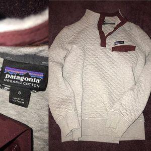 Patagonia pullover synchilla